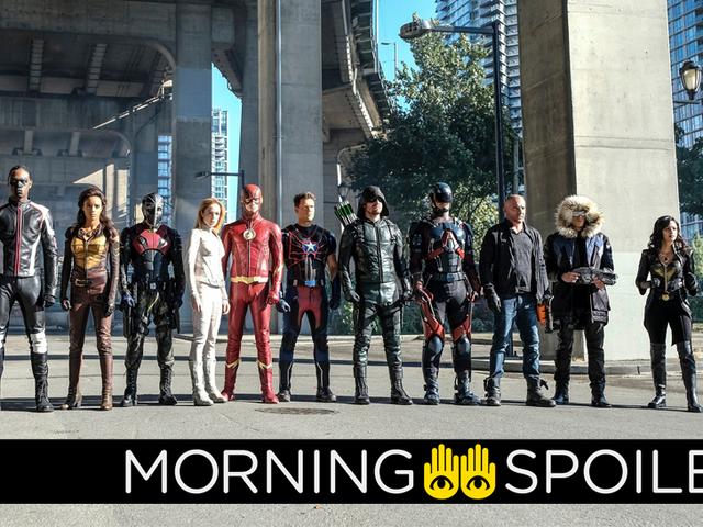 Τι να έρθετε στο Finales Midseason του CW / DC Universe