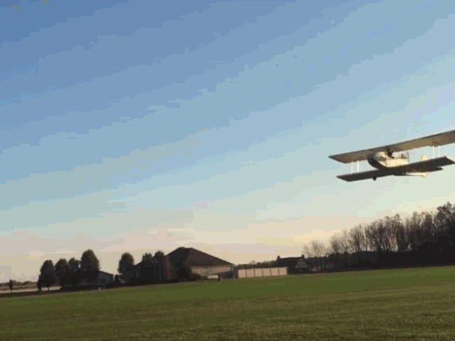 Fabrica su propio avión elérico casero con 103 Piezas compradas internet (y funciona de verdad)