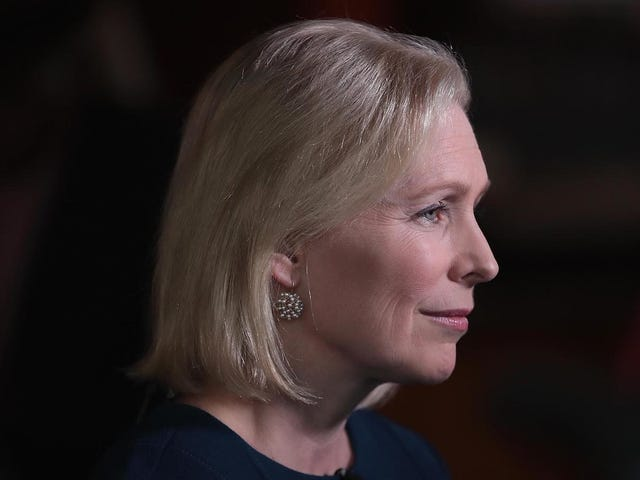 Kirsten Gillibrand Pledges to Nominate Pro-Choice Judges—No Exceptions
