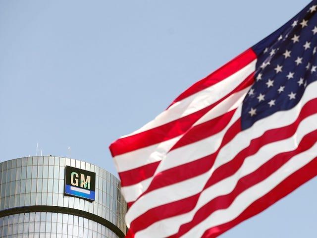 Η GM συνεχίζει να κερδίζει εκείνες τις περιπτώσεις διακόπτη ανάφλεξης