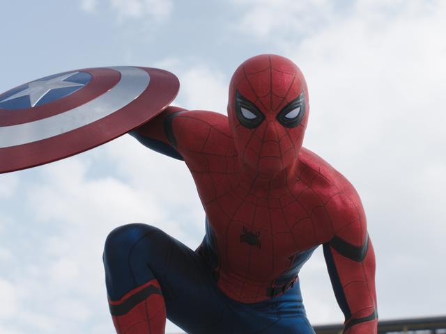 Costume Critique: The Preliminary Spider-Man!