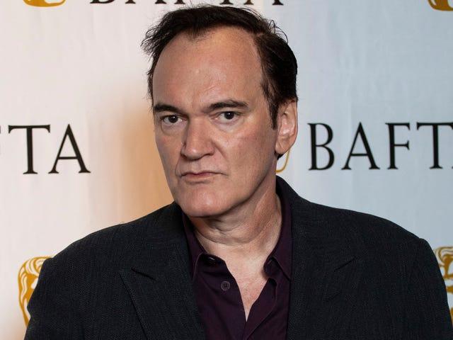 Pinag-uusapan ni Quentin Tarantino ang paggawa ng isa pang Kill Bill