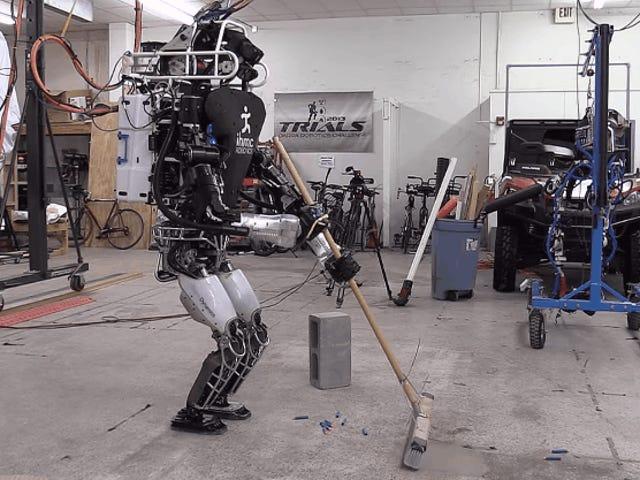รายงานจาก Google เกี่ยวกับ บริษัท ในเครือของ Boston Dynamics