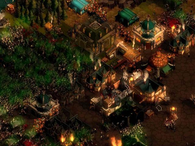 Một trong những Trò chơi Hottest nhất của Steam Là một ZTS RTS