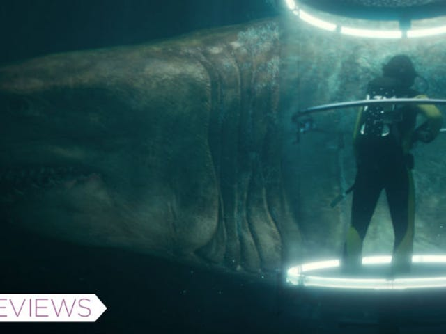 The Meg Is Dumb, But It Knows It's Dumb, and That's Why It's Great