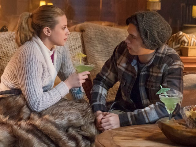 Cabin fever: Dial M For Maple returns with wild speculation about Riverdale's next act