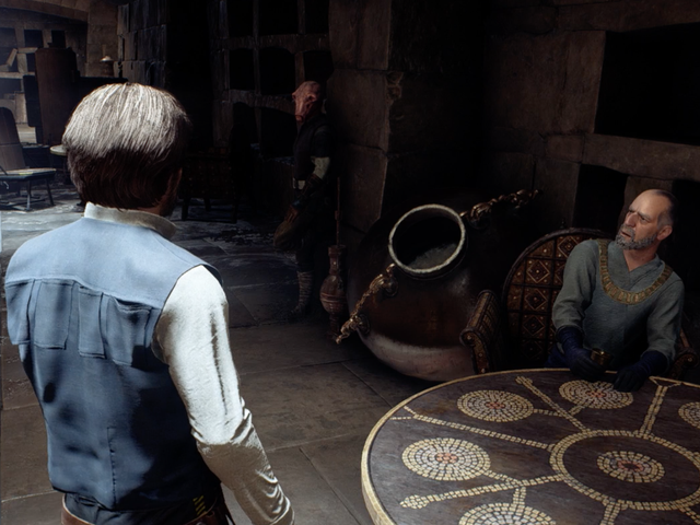Han Solo Is A Little Different In Battlefront II