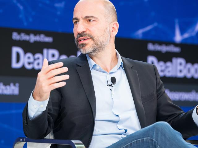 """Генеральний директор Uber: Messy Leaks """"Хворобливий"""", але """"остаточно позитивний"""""""