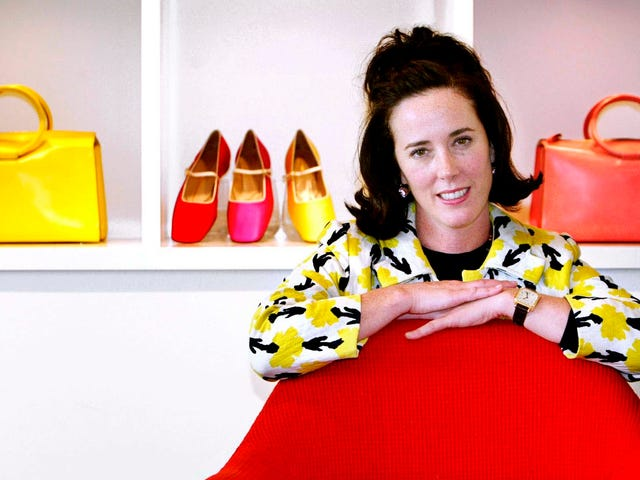Kate Spade New York Pledges $1 Million to Suicide Prevention and Mental Health Organizations