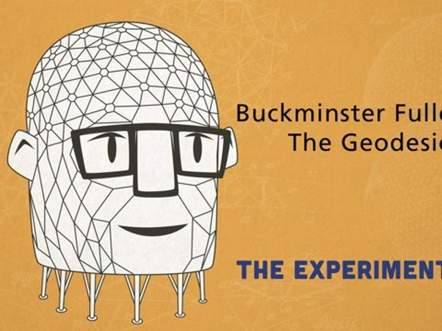 1960s Interviews With Buckminster Fuller About His Life, Animated