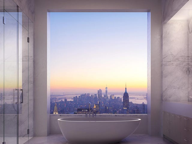 Is this the most amazing bathtub in the world? (Spoiler: Yes, yes it is)