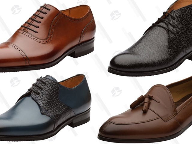 Walk Away With a New Pair of Dress Shoes From Amazon's One-Day Sale
