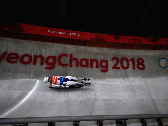 2018年のオリンピックでのルギー:あなたが知る必要があるもの