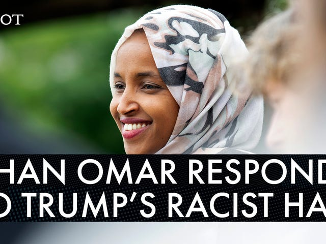 'We Are Where We Belong': Rep. Ilhan Omar Refuses to Allow Trump and His Supporters to Silence Her