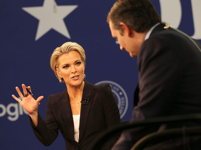 Oh Sweet, Megyn Kelly Got a Reported $10 Million Book Deal