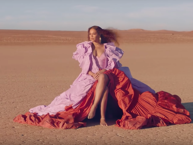 Beyoncé Made So Many Costume Changes in the 'Spirit' Video, We Almost Lost Count [Updated]