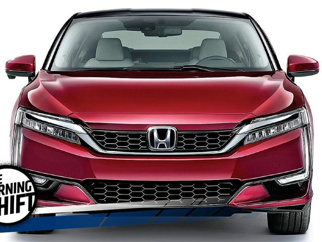 Honda's New All-Electric Car Kind Of Sucks