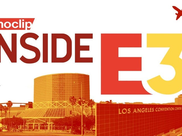 Want to know what it's like to be at E3?