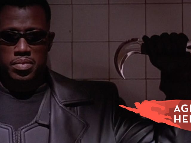 <i>Blade</i> paved the way for the Marvel blockbusters of the new millennium