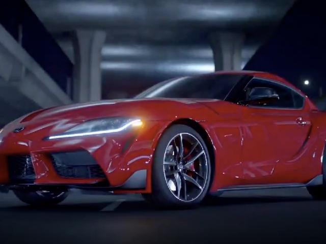 2020 Toyota Supra er her og det ser strålende ut