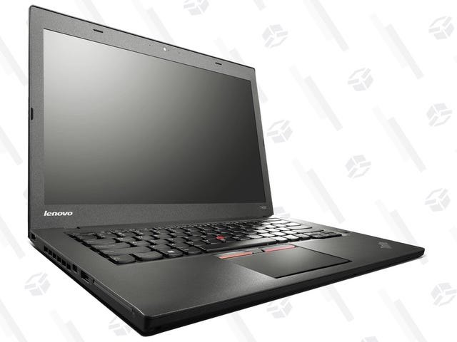 Grab This Well-Equipped Thinkpad For Just $530, Today Only
