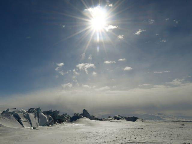 Ayer hizo la misma temperatura en El Cairo y en la Antártida (y eso es terrible)