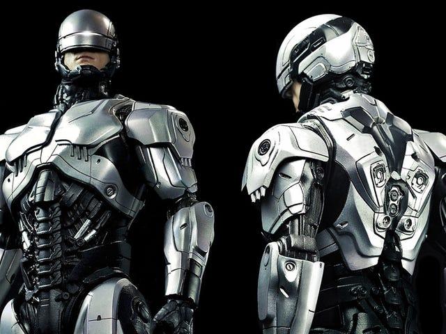 Threezero's 12-Inch RoboCop 1.0 Definitely Looks Better Than the Remake