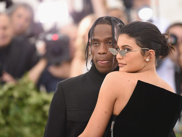 Is It a Slow News Day, or Did Kylie Jenner Secretly Announce Her Pregnancy in an Instagram Story?