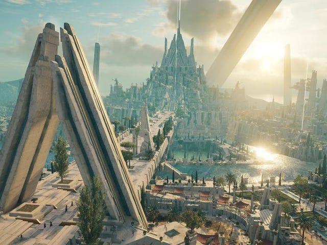 Chương cuối cùng của Assassin Creed Odyssey về nội dung có thể tải về có trả phí, Số phận của Atlantis: Judgme