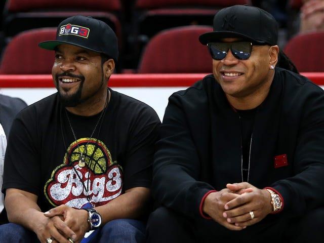 Ice Cube og LL Cool J har planer for verdensdominans