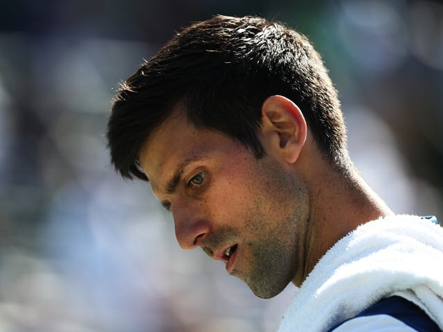 Novak Djokovic Seems Salty About How Things Ended With Coach Andre Agassi