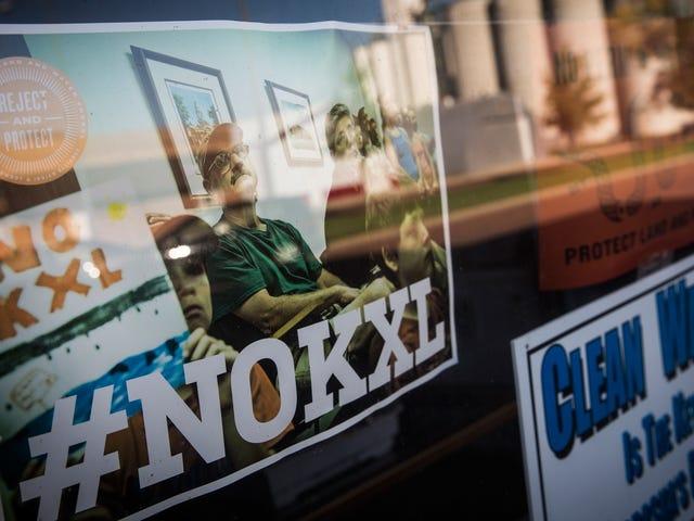 Ein letzter rechtlicher Versuch, die Keystone XL-Pipeline zu stoppen, ist fehlgeschlagen