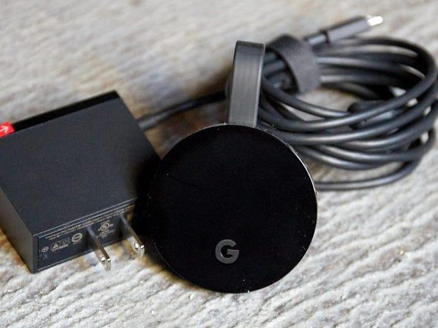 Hakkerit siirtävät Chromecast-laitteen varoittamaan käyttäjiä, kytkemällä YouTuber PewDiePie -laitteen
