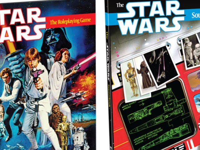 The Insanely Influential Star Wars Sourcebook og Rollespillet kommer tilbake