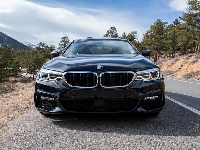 2017 540i xDrive Impressions