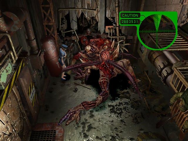 Les fans remixent Resident Evil 3: Nemesis