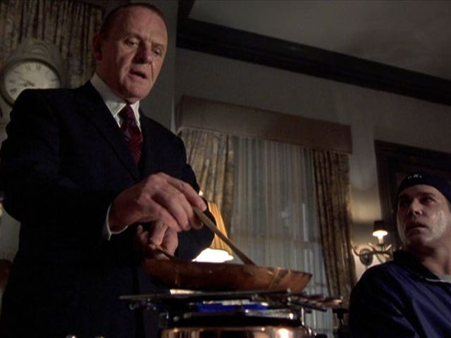 From Sweeney to Hannibal: What did you say Soylent Green was again?