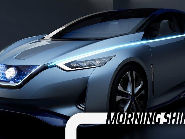 Mengapa Nissan Tersandung Atas Semua Pra-Pemesanan Tesla Model 3