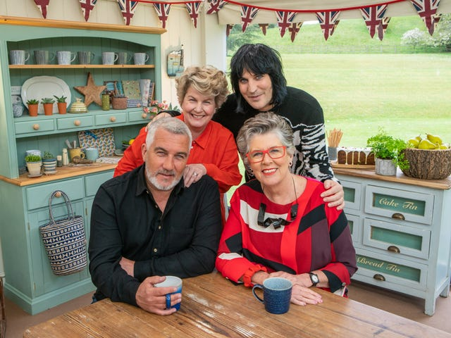 """The Great British Baking Show's """"Biscuit Week"""" brings chocolate and newtons and dragons, oh my!"""