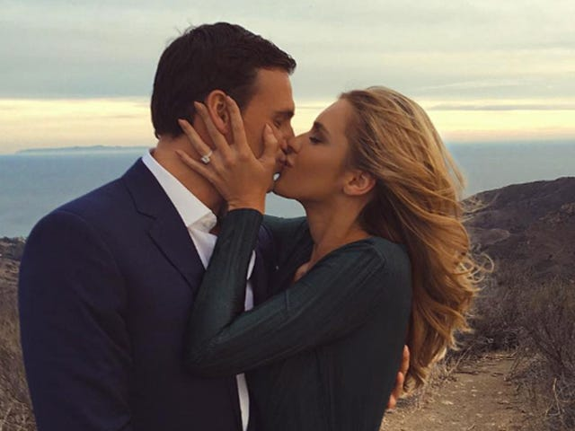 Ryan Lochte Was Like, 'Wanna Get Married?' And Kayla RaeWas All, 'I Guess'