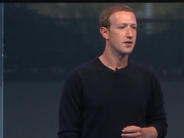 Questions et réponses internes de Facebook de Zuckerberg Livestreams sur Facebook en réponse aux fuites audio