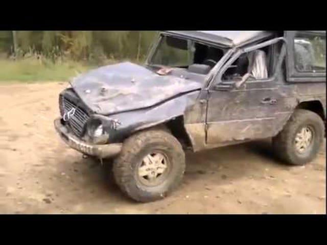 Putting the Negative-G in G Wagen
