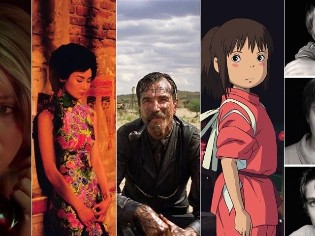 21世纪的25部最佳电影,以及在哪里观看
