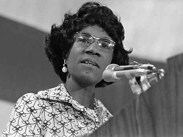Monument to Unbought and Unbossed Political Trailblazer Shirley Chisholm to Come to New York City