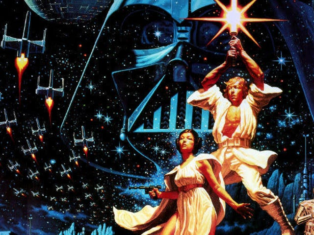The Story Behind One of Star Wars' Most Recognizable Posters