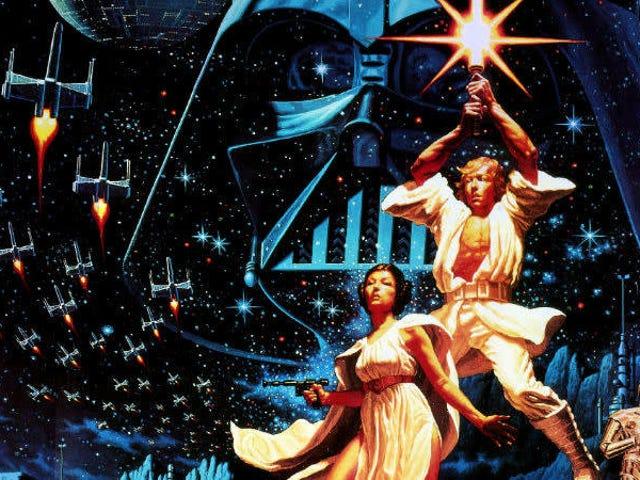 Yıldız Savaşları'nın En Tanınmış Posterlerinden Birinin Öyküsü