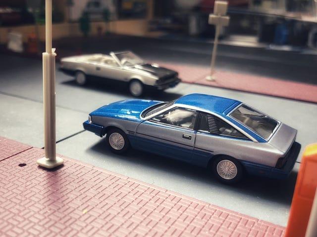 Règle des heures: Datsun 200SX