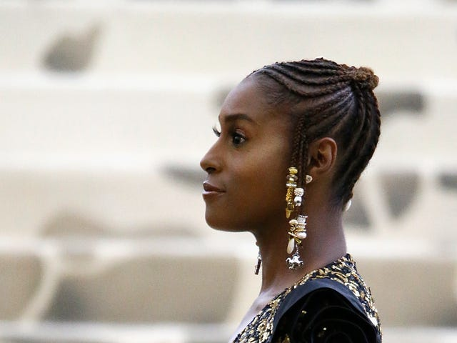 Met Gala 2018: Issa Rae Gets Regal and Red-Carpet Ready