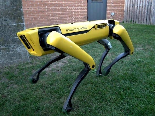 Boston Dynamics ger mig Half-Life flashbacks