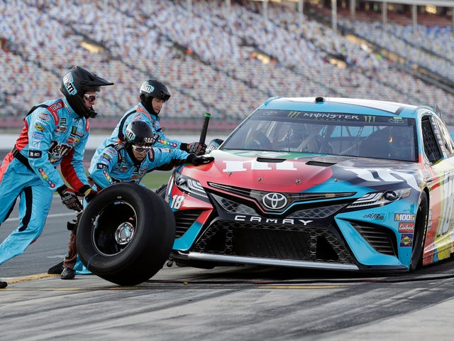 Weekend Motorsports Roundup; May 18-19th, 2019